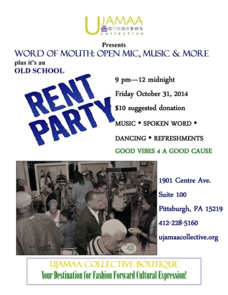 Word Of Mouth: Open Mic, Music & More, PLUS.........